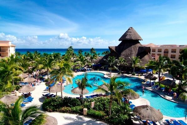 Playa del Carmen beach hotel