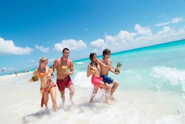 Playa del Carmen beach resort