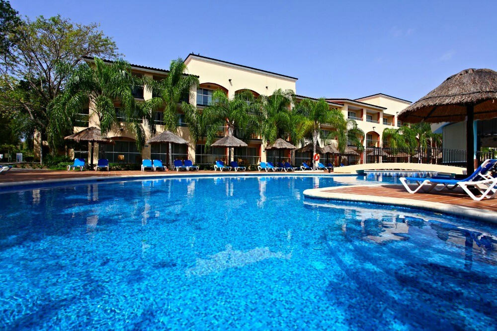 Playa del Carmen family resort