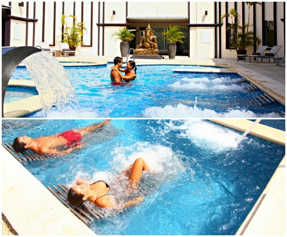 Playa del Carmen spa hidroterapia