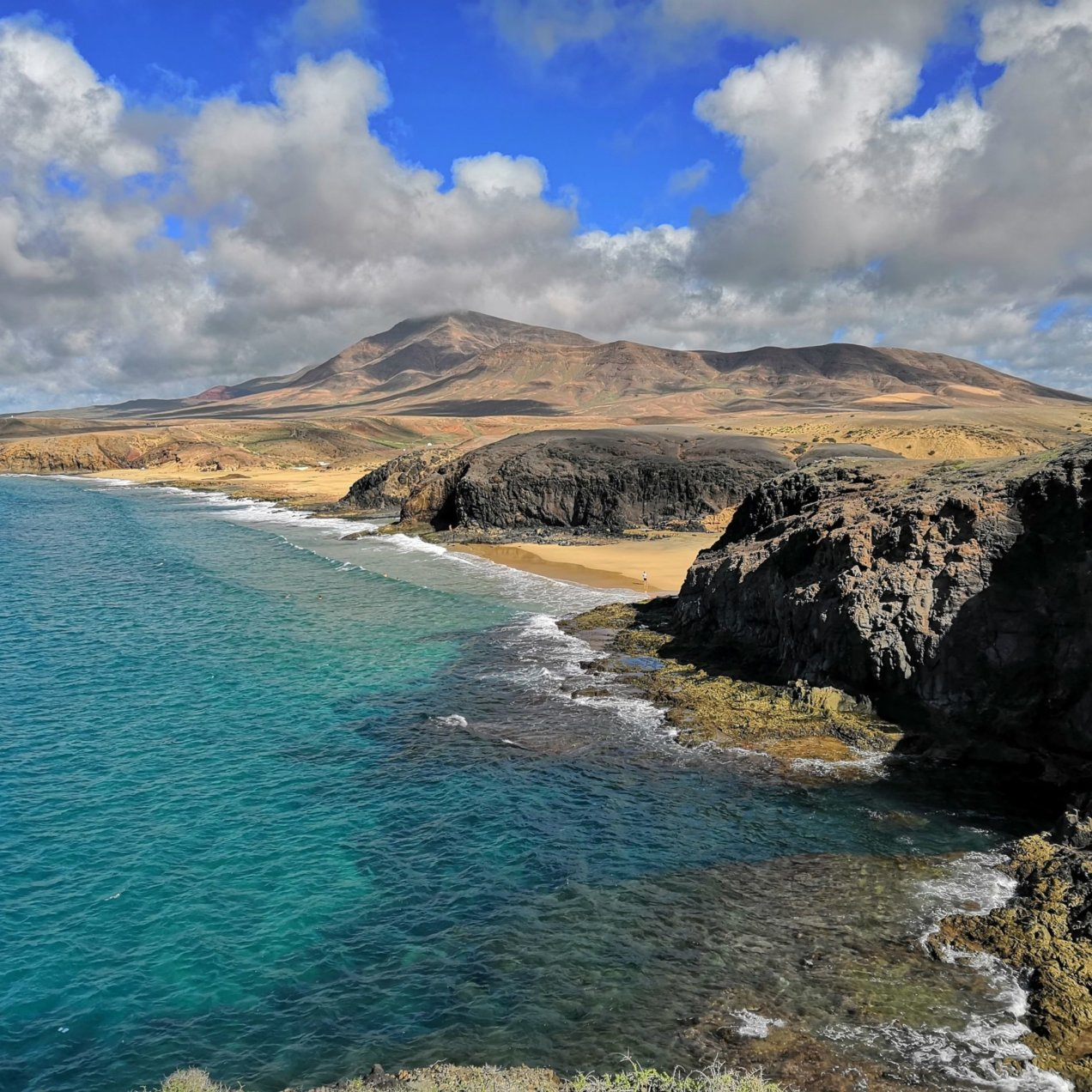 Papagayo Beach is One of the Best Beaches in Spain