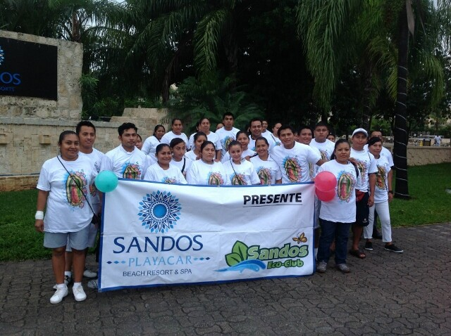Happy Sandos team