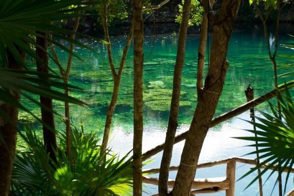 Riviera Maya cenote resort