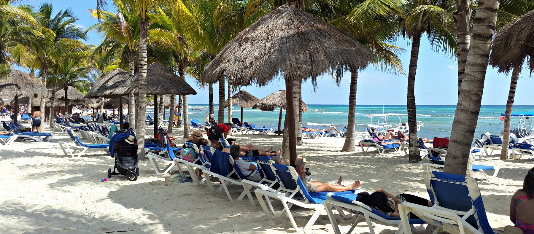 Riviera Maya eco resort beach