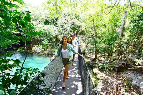 Resort ecológico en la Riviera Maya