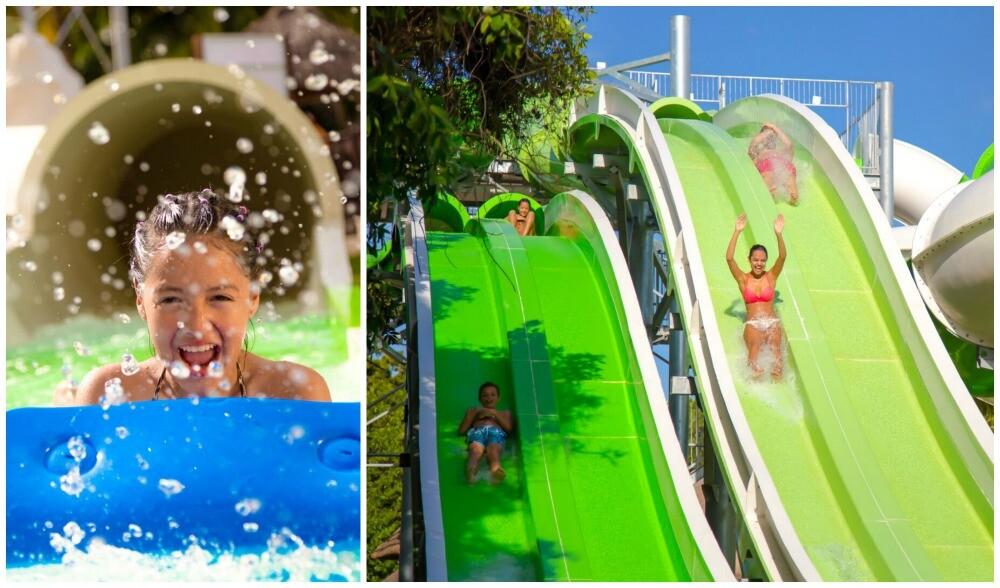 Riviera Maya hotel water park
