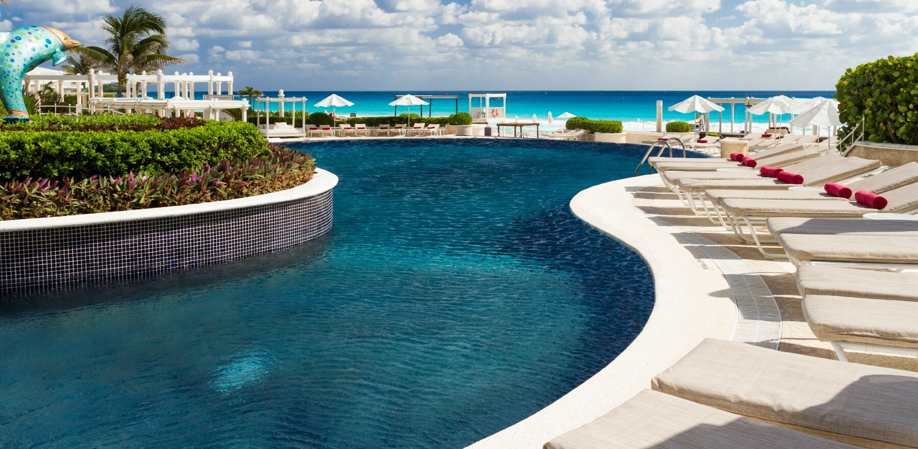 Nausicaa A Cancun Therapy For The Senses