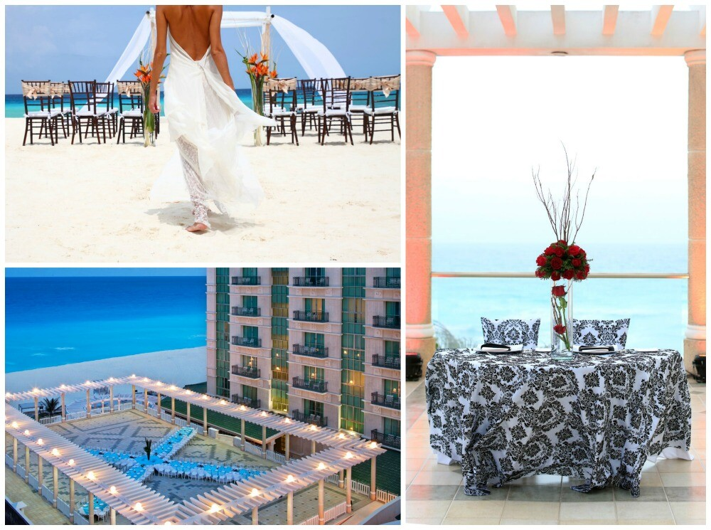 Sandos Cancun Luxury Resort bodas