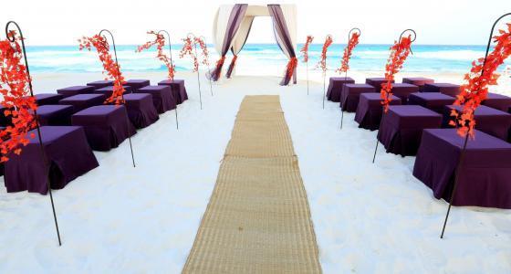The Sandos Cancun Wedding Collection