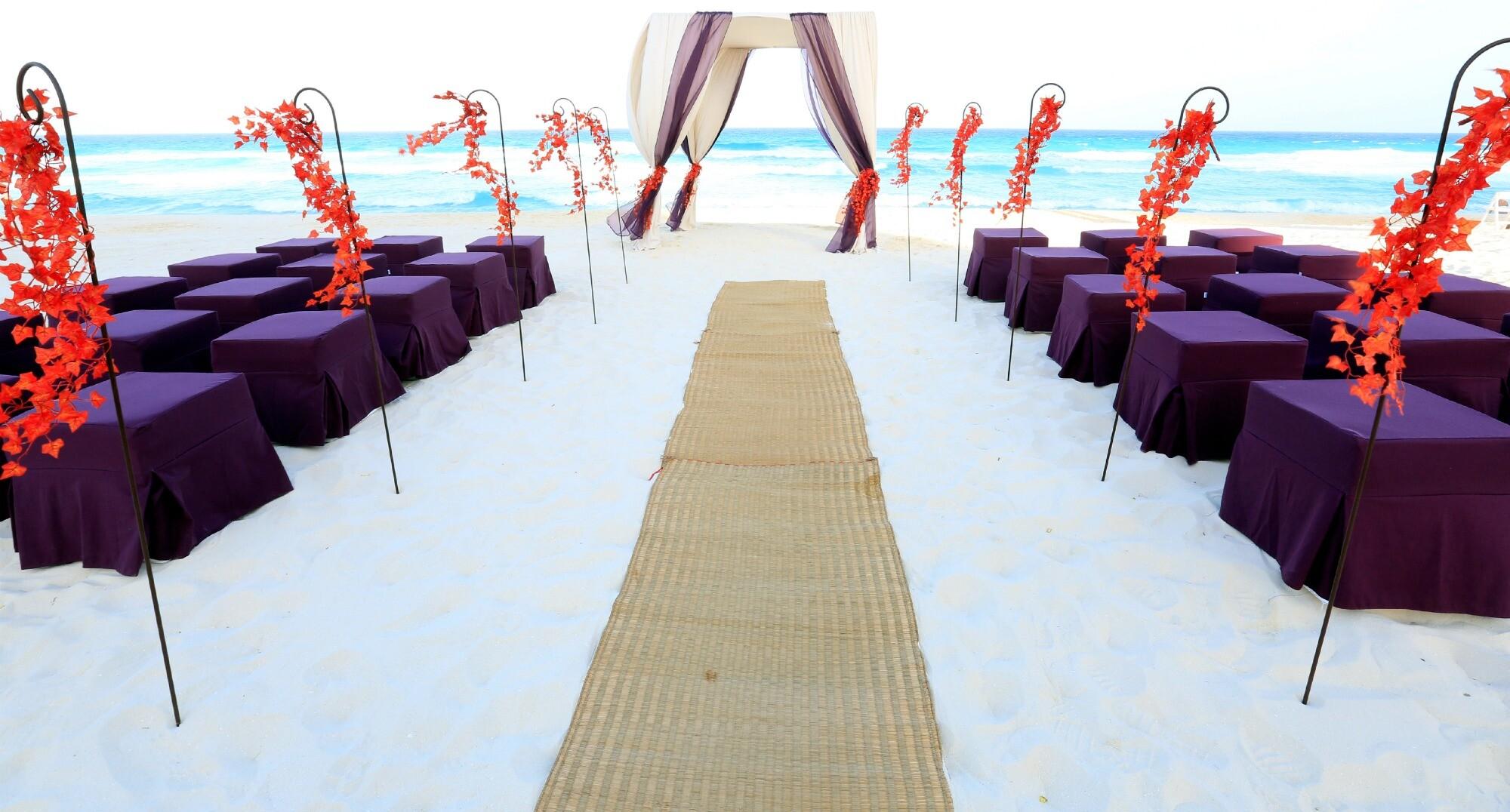 Sandos Cancun Destination Beach Wedding Resort