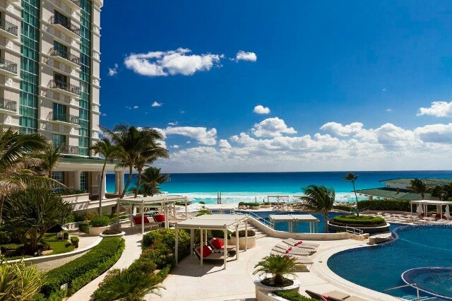 Cancun´s best pools