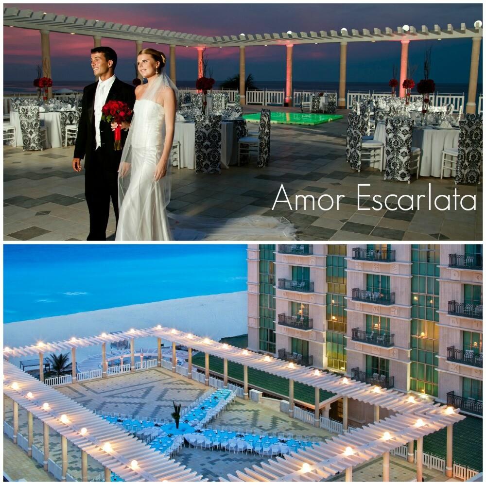 bodas en Sandos Cancún