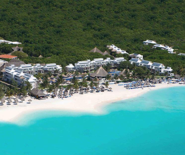 Sandos Caracol Eco Resort And Spa Beach Review