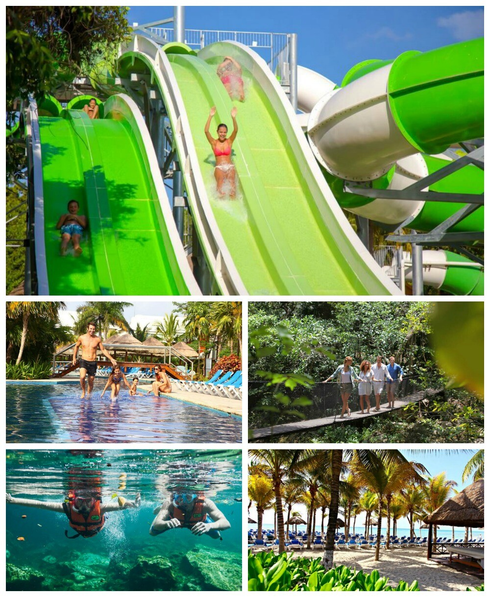 Sandos Caracol Eco Resort activities