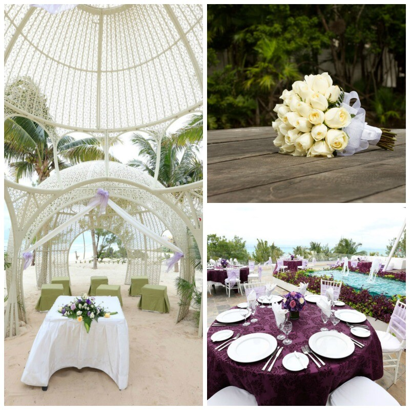 Sandos Caracol Eco Resort weddings