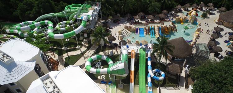 Sandos Caracol Opens New Water Park Sandos