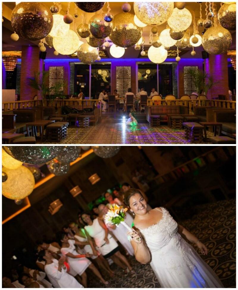Sandos Caracol boda en la Riviera Maya