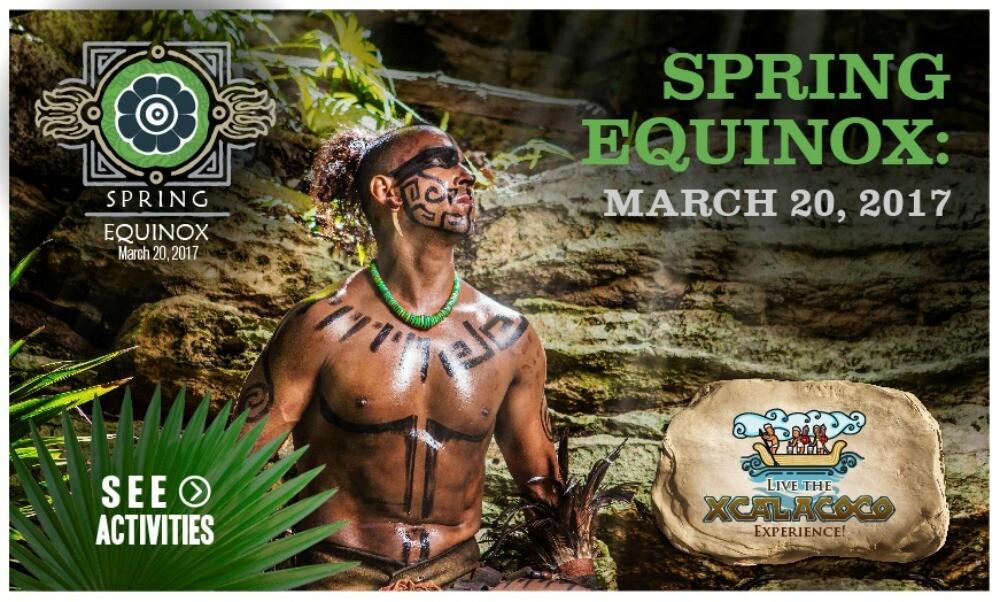 Sandos Caracol Spring Equinox event