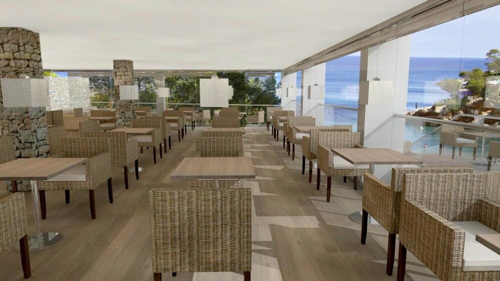 Sandos El Greco Beach Hotel Ibiza Spain