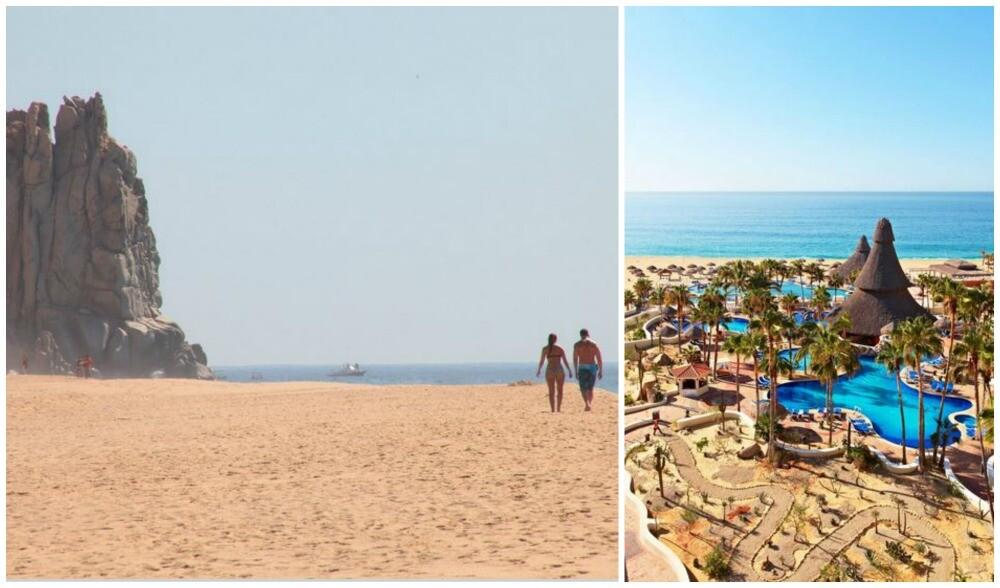 Sandos Finisterra Cabo San Lucas beach