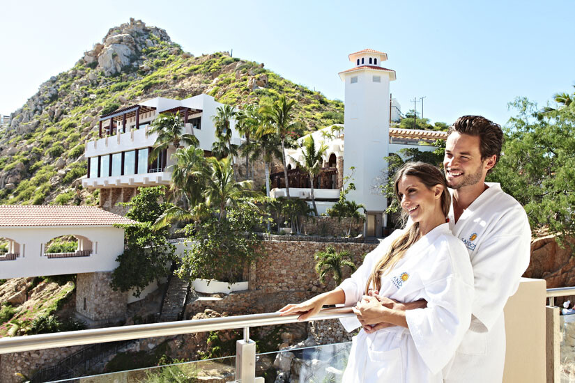 Sandos Finisterra Los Cabos All Inclusive resort  romance
