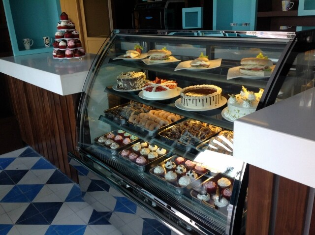 Cupcake Cafe Opens