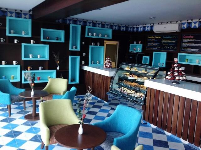 Sandos Finisterra Los Cabos Resort Cupcake Cafe 2