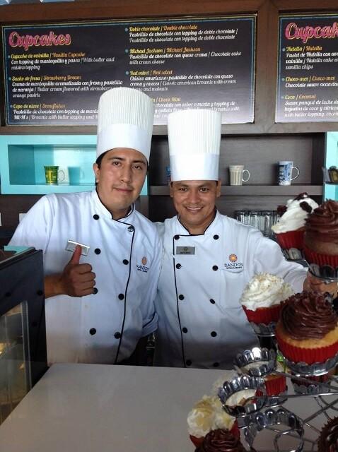 Sandos Finisterra Los Cabos Resort Cupcake Cafe 4