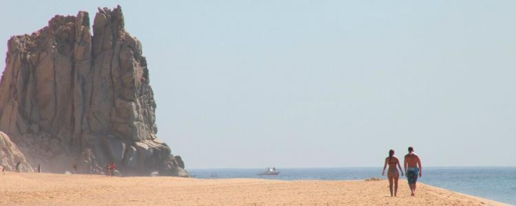 Sandos Finisterra Los Cabos beach