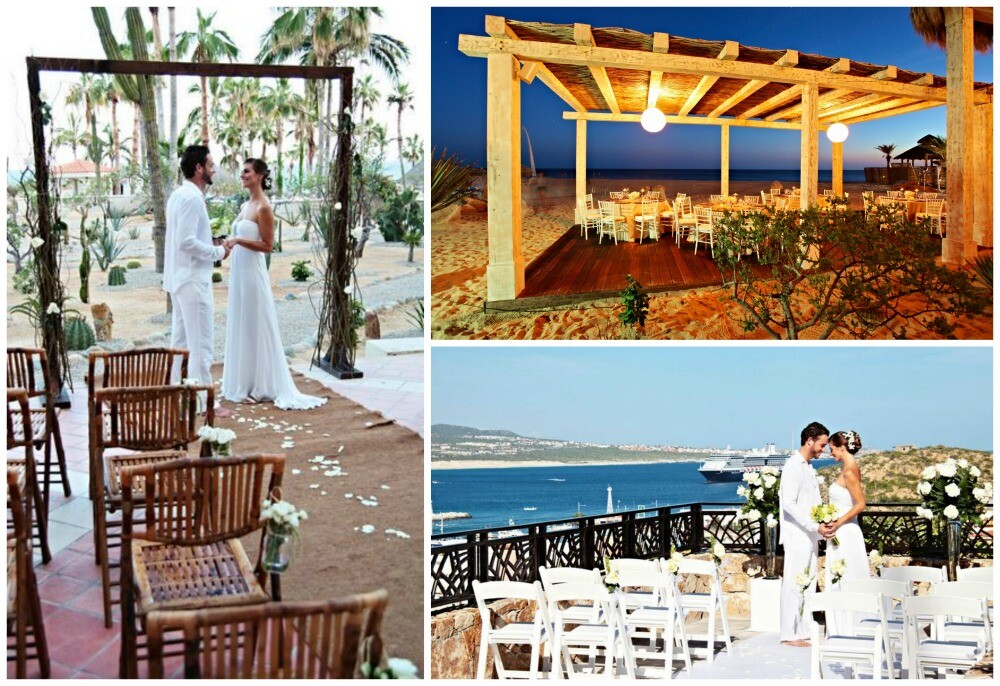 Sandos Finisterra Los Cabos destination wedding