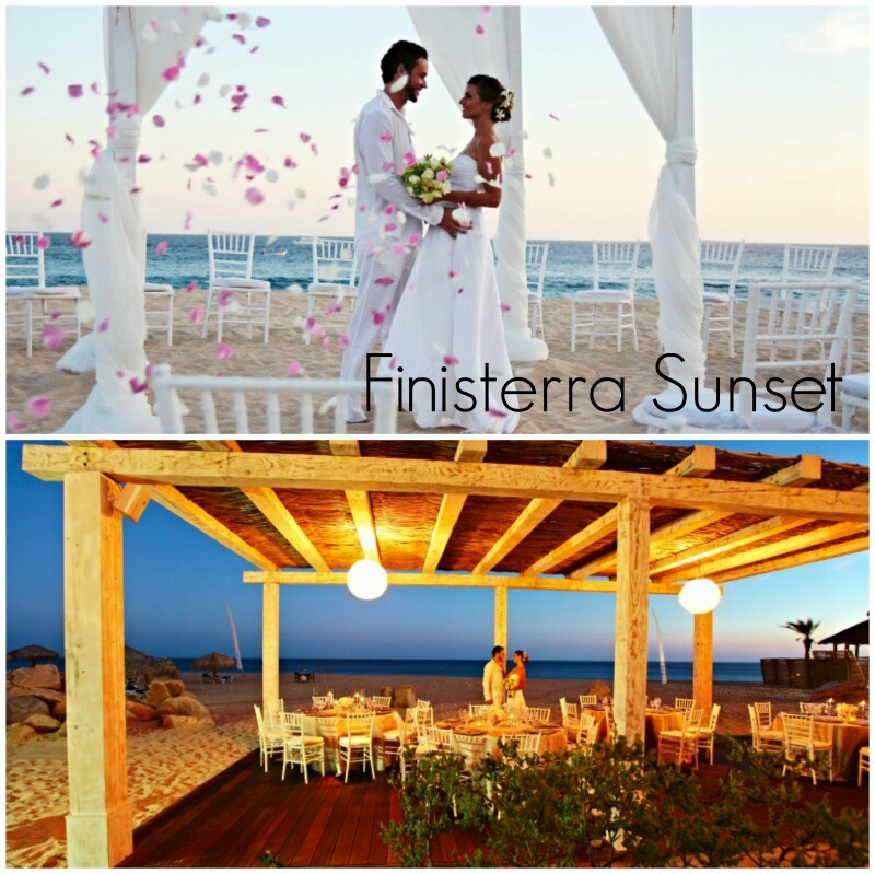 Sandos Finisterra Wedding Collection