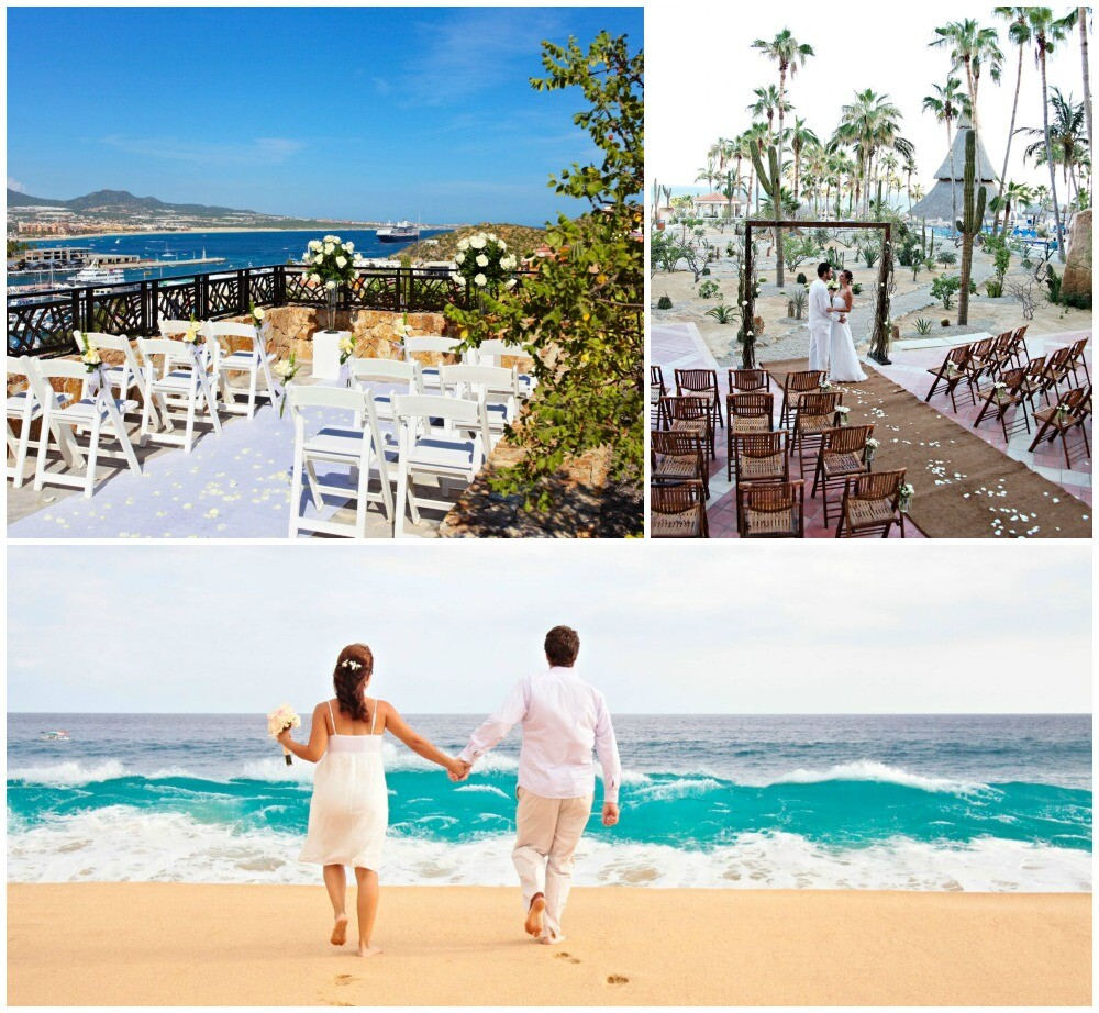 Sandos Finisterra Los Cabos weddings