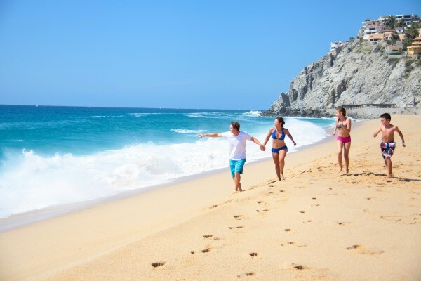 Sandos Finisterra all inclusive Los Cabos beach resort