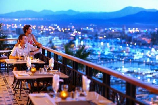 Sandos Finisterra hotel restaurant