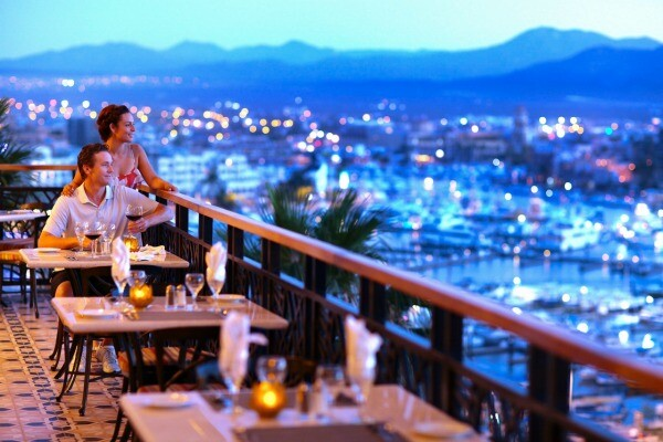 Restaurante hotel Sandos Finisterra