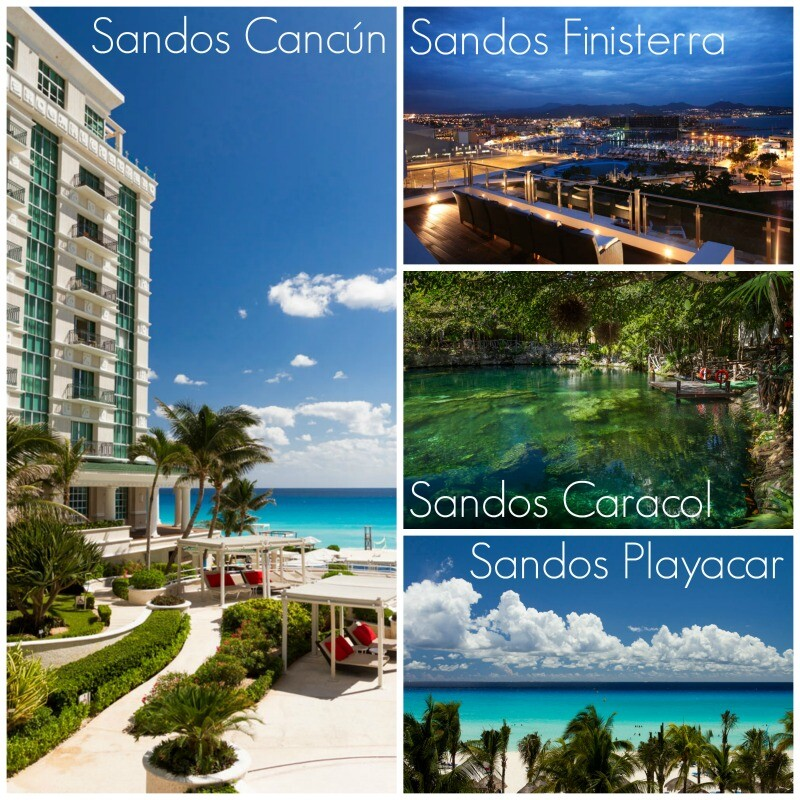 Sandos México resorts todo incluido