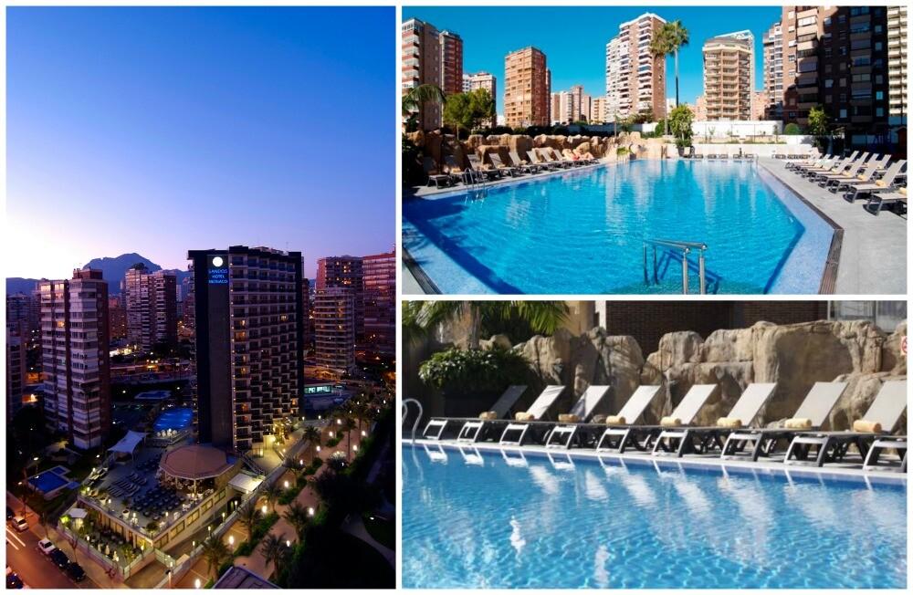 Sandos Monaco hotel solo adultos Benidorm