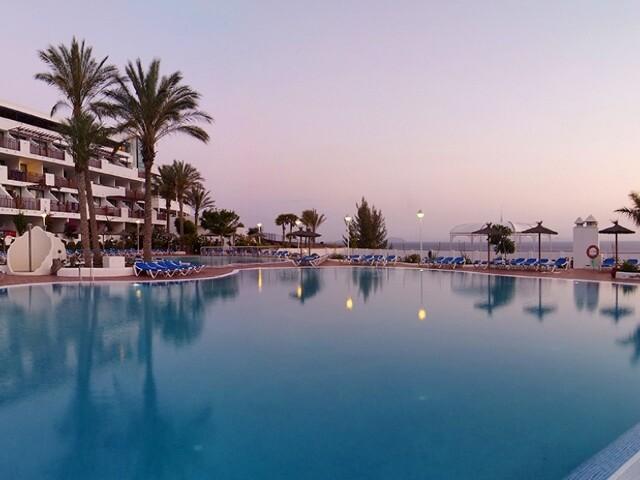 Sandos Papagayo Lanzarote Resort