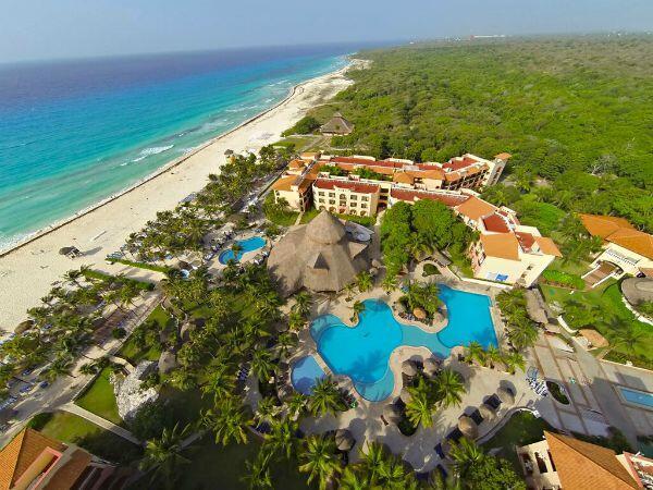 Sandos Playacar Beach Resort Riviera Maya