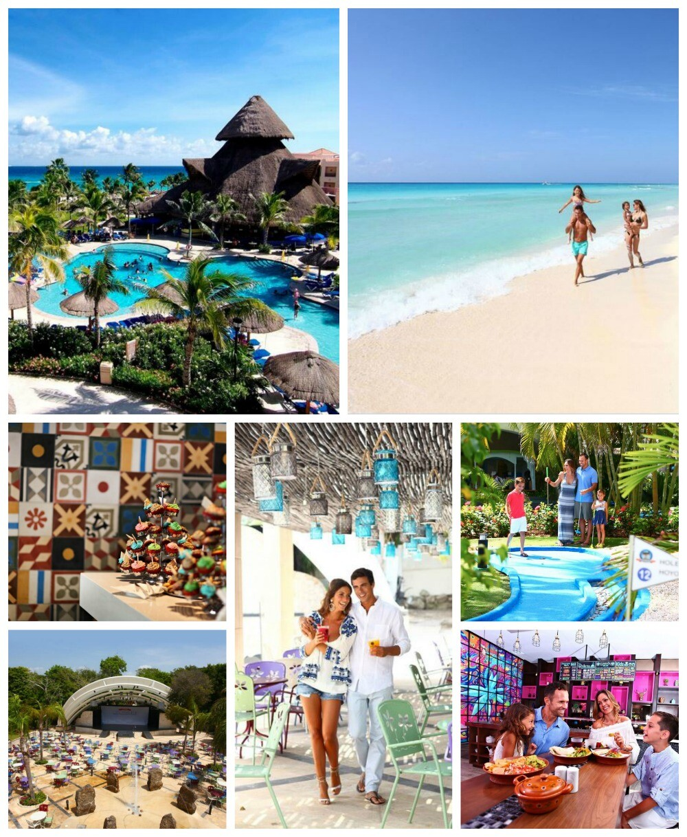 Sandos Playacar Beach Resort Activities