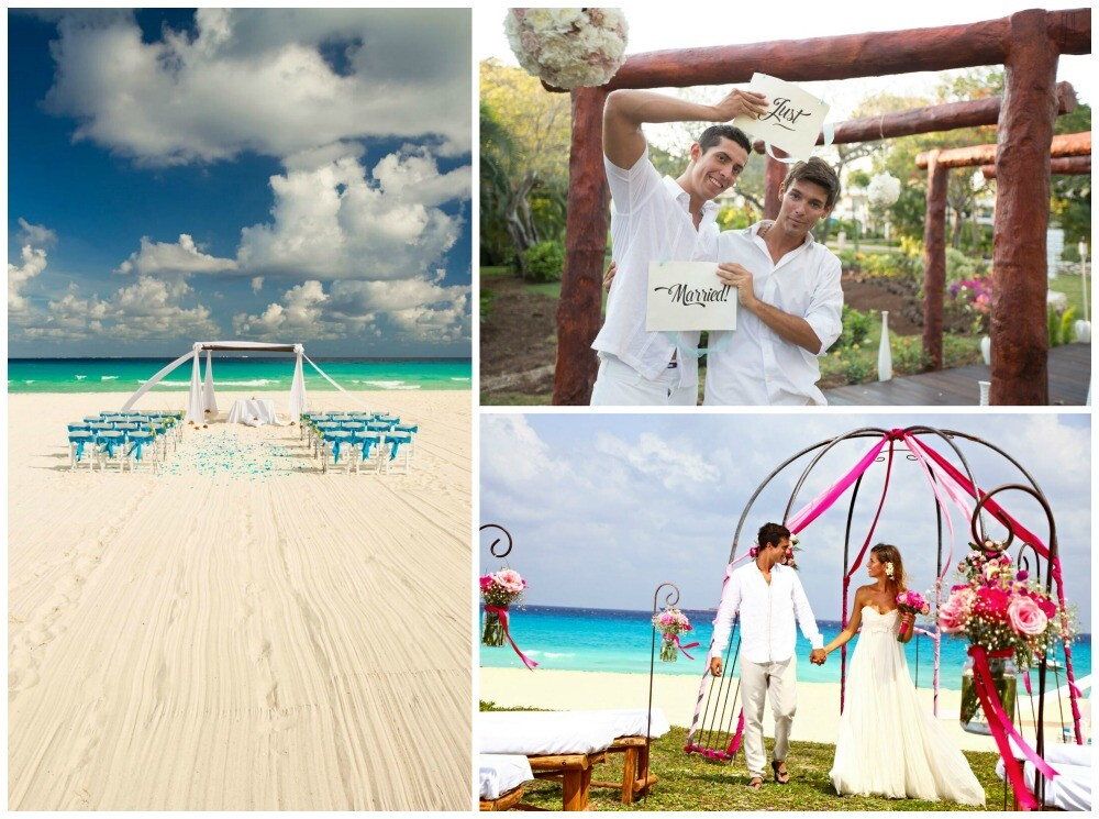 Sandos Playacar Beach Resort bodas