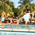 Sandos Playacar pools