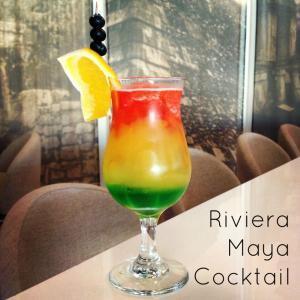 coctel de Riviera Maya