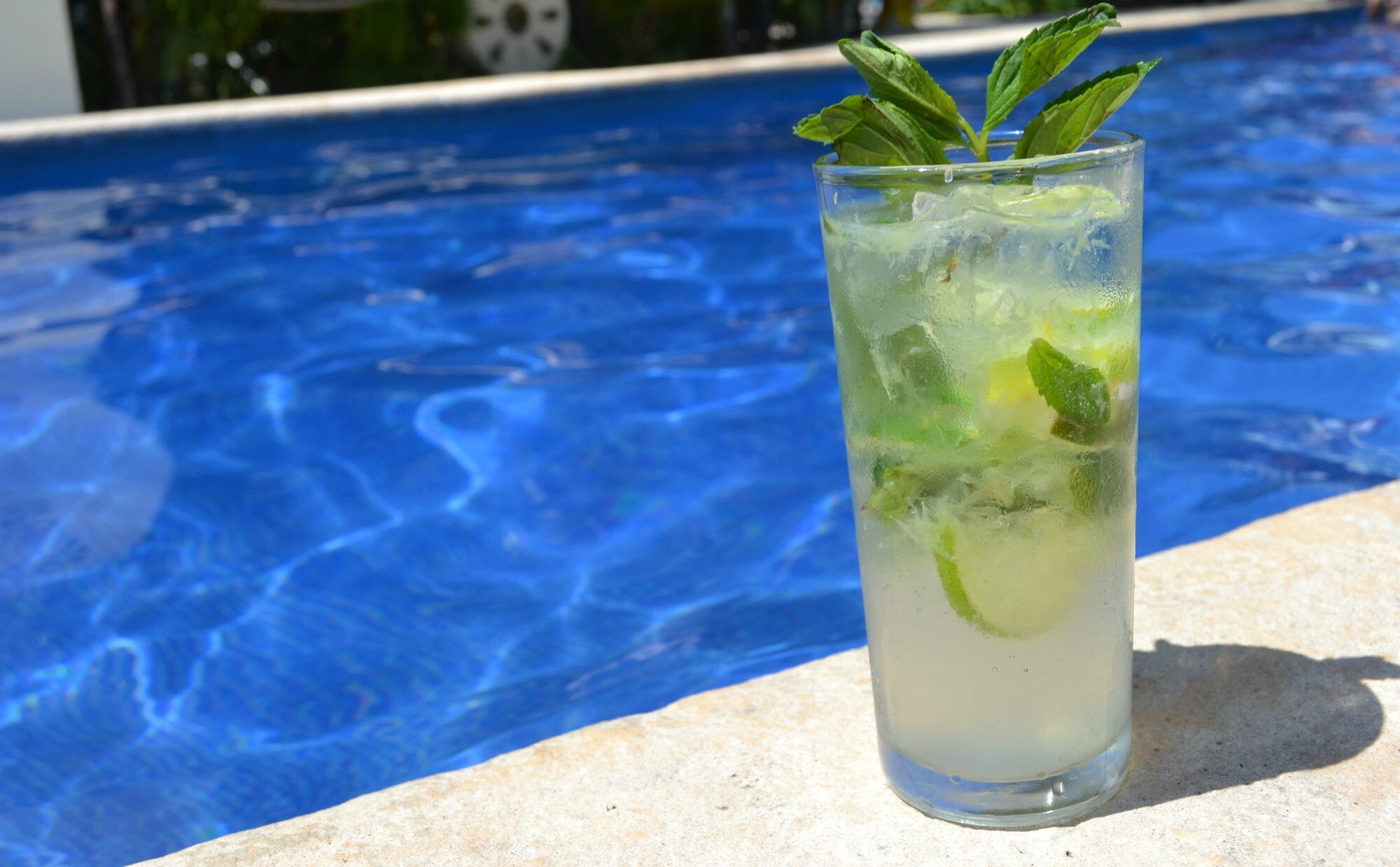 Sandos resorts mojito recipe