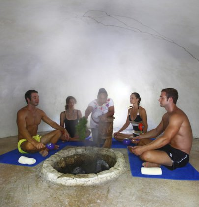 Temazcal: A True Mayan Sweat Lodge