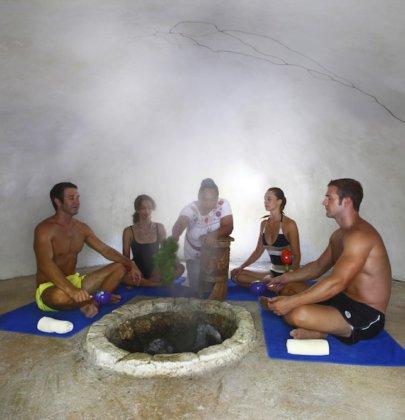 Temazcal: A True Mayan Sweat Lodge