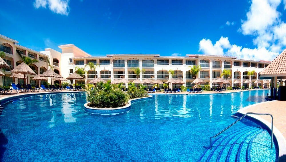 Select Club Adults Only pool Riviera Maya