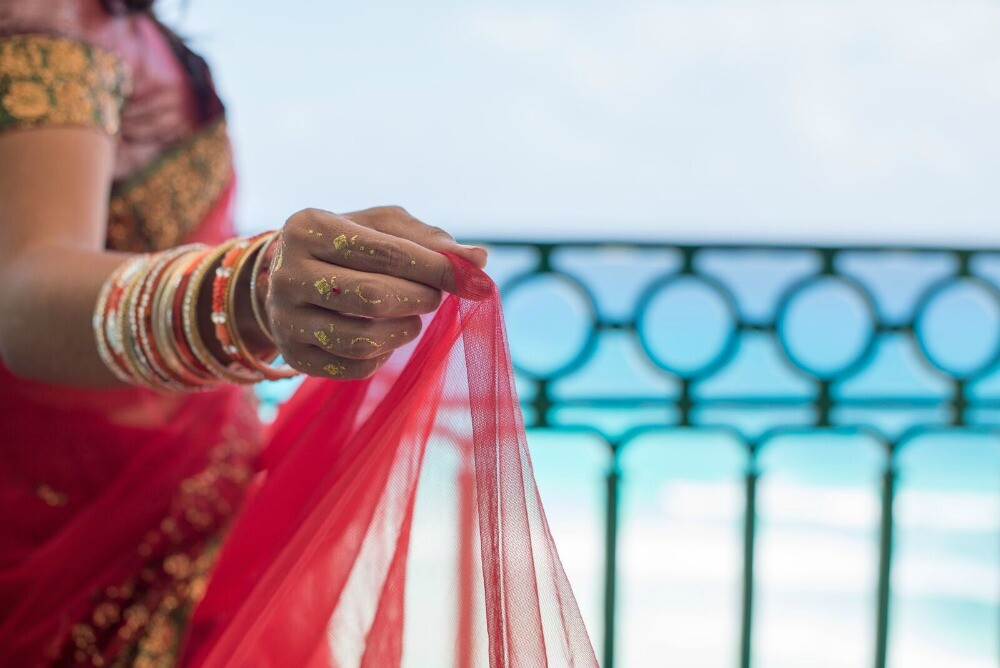 South Asian weddings in Mexico