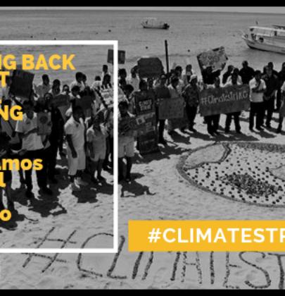 Striking Back Against Global Warming