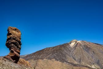 Teide, volcán en Tenerife
